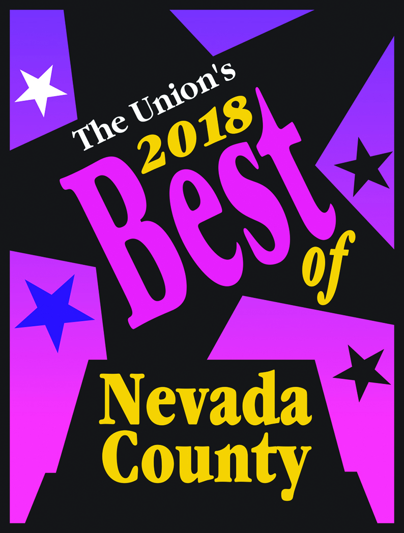 Best of Nevada County 2018 color